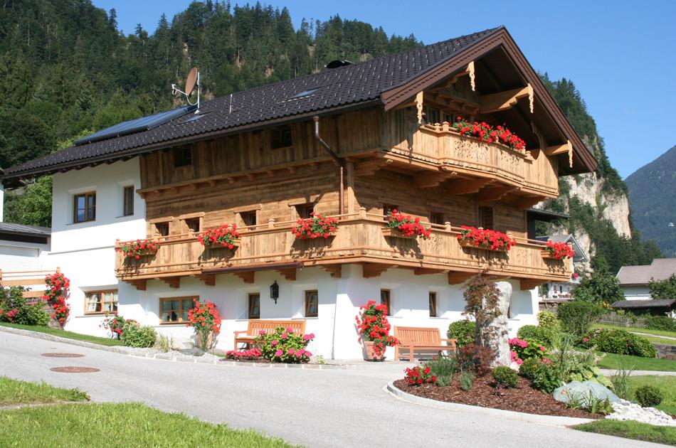 ferienwohnungen im zillertal - kichelerhof, Garten ideen